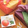 京都和装結婚式の引菓子